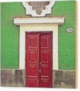 Havana Cuba Wood Print