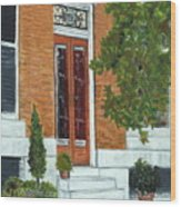 347 Warren Wood Print