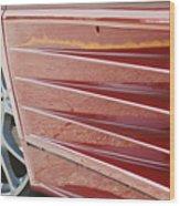 348 Ts Wood Print