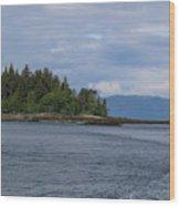 Alaska_00035 Wood Print