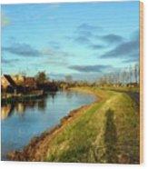 Landscape Pictures Wood Print