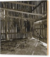 Tennessee Country Wood Print