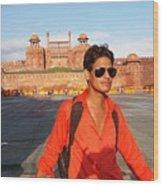 Harpal Singh Jadon Wood Print