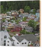 Alaska_00039 Wood Print