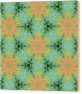 Arabesque 088 Wood Print