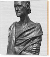 Thomas Jefferson (1743-1826) Wood Print