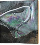 3.ice Prismatic 2, Slaley Quarry Wood Print