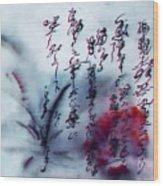 3rd Diminsion Of Faith  Wood Print