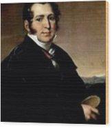 1820- Vasily Tropinin Wood Print