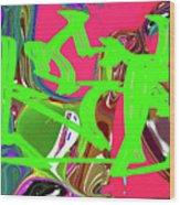 4-19-2015babcd Wood Print