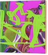 4-19-2015babcdefgh Wood Print