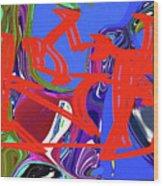 4-19-2015babcdefghijklmnop Wood Print