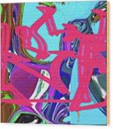 4-19-2015babcdefghijklmnopqrt Wood Print