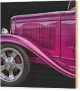 1932 Ford Hot Rod Wood Print