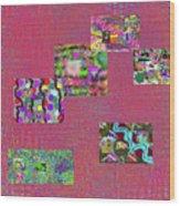 4-27-4057h Wood Print