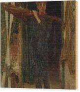 31032 Henry Scott Tuke Wood Print