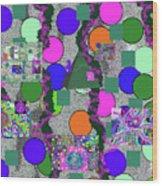 4-8-2015abcdefgh Wood Print