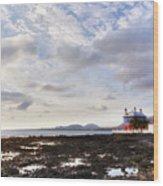 Arrieta - Lanzarote Wood Print