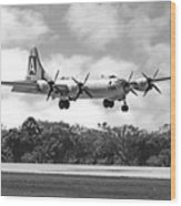 Boeing B29 Superfortress Wood Print