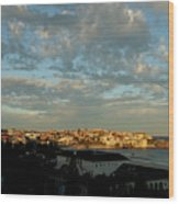 Bondi Beach Wood Print