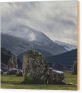 Castlerigg Stone Circle Wood Print