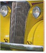 Chevy Pickup Wood Print