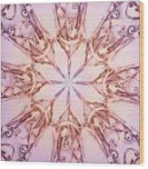 Engravingdness  Wood Print