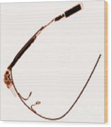Google Glass, X-ray Wood Print