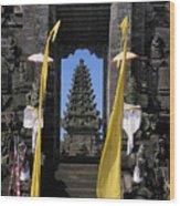 Indonesia, Bali Wood Print