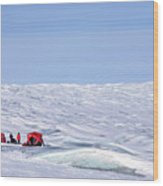 Kangerlussuaq - Greenland Wood Print