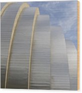 Kauffman Center For Performing Arts Wood Print