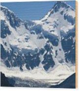 Landscape Painting Oil Wood Print