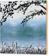 #4 Landscape Wood Print