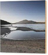 Loch Shiel Wood Print