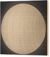 Lunatique  Wood Print