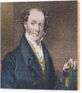 Martin Van Buren (1782-1862) Wood Print by Granger