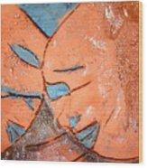 Mask - Tile Wood Print