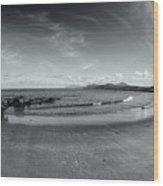 4 Mile Beach Port Douglas Wood Print