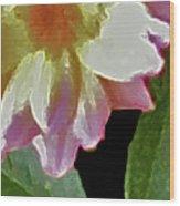 Mix Or Match Flowers  Wood Print