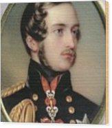 Prince Albert Henry Pierce Bone Wood Print
