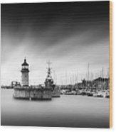 Ramsgate Lighthouse Wood Print