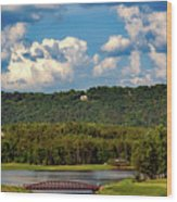 Ross Bridge Golf Course - Hoover Alabama Wood Print