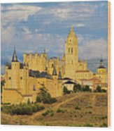 Segovia, Spain Wood Print