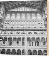 Smithsonian National Building Mus Wood Print