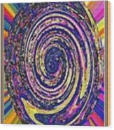 Software Computer Abstract Arts  Wood Print