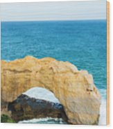 The Arch At Port Campbell National Park Wood Print