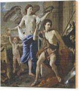 The Triumph Of David Wood Print