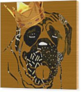 Top Dog Collection Wood Print