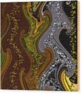 4 U 185 Wood Print