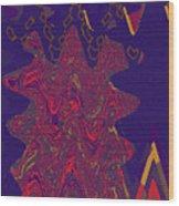4 U 273 Wood Print